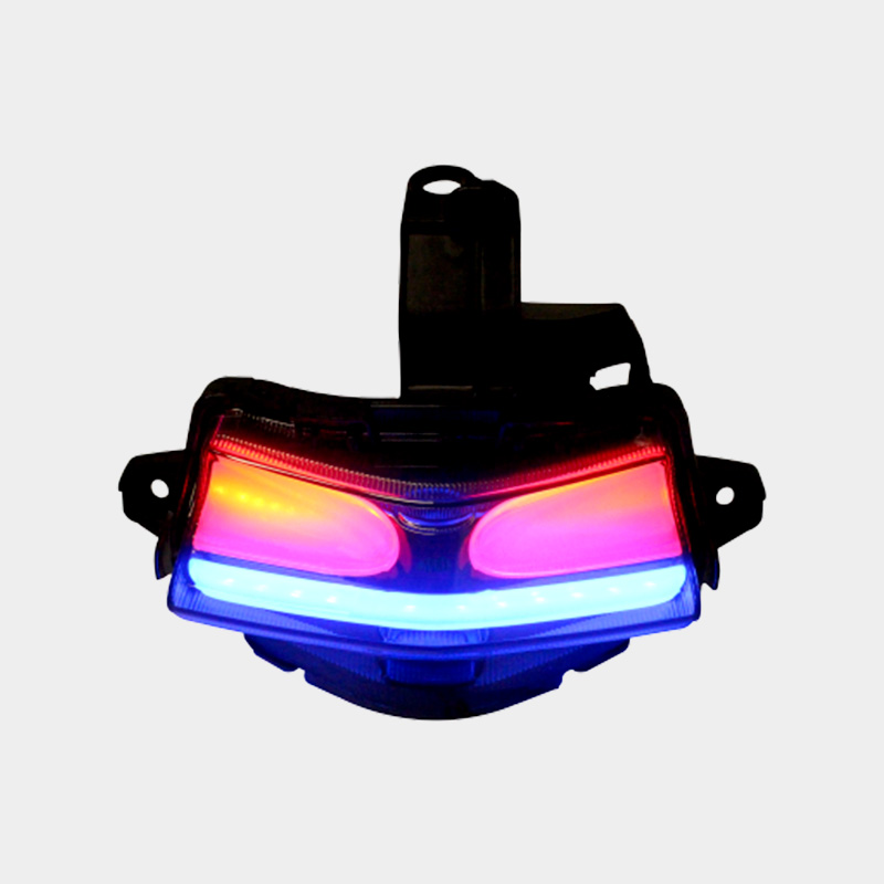 Motorcycle Tail Light Mould